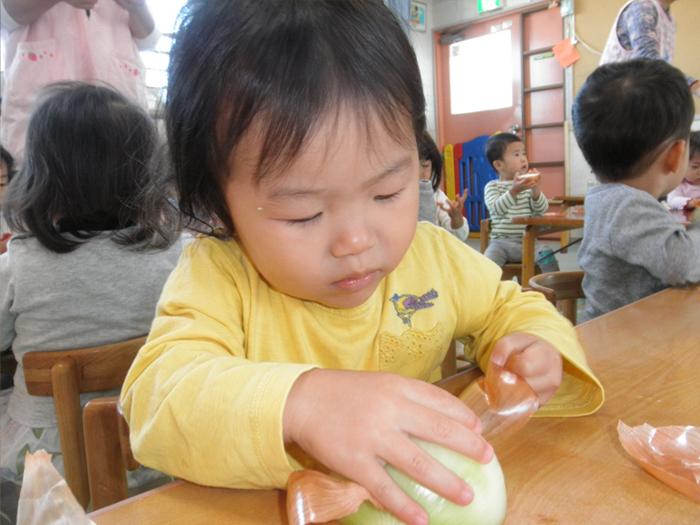 食育活動(全園児)